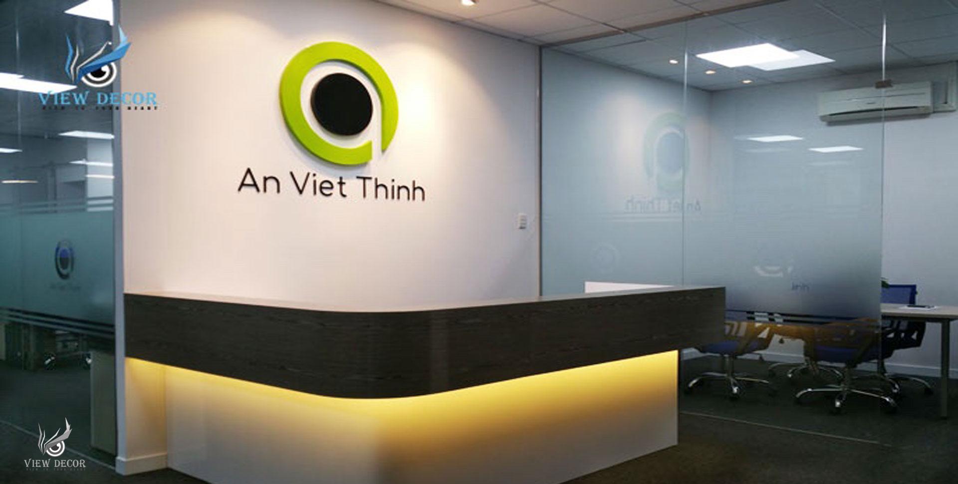 Thi Công Văn Phòng công ty An Việt Thịnh