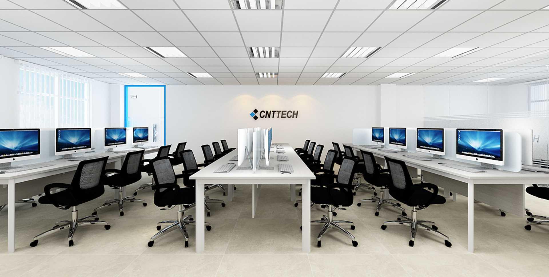 Thi Công Văn Phòng công ty CNT Tech