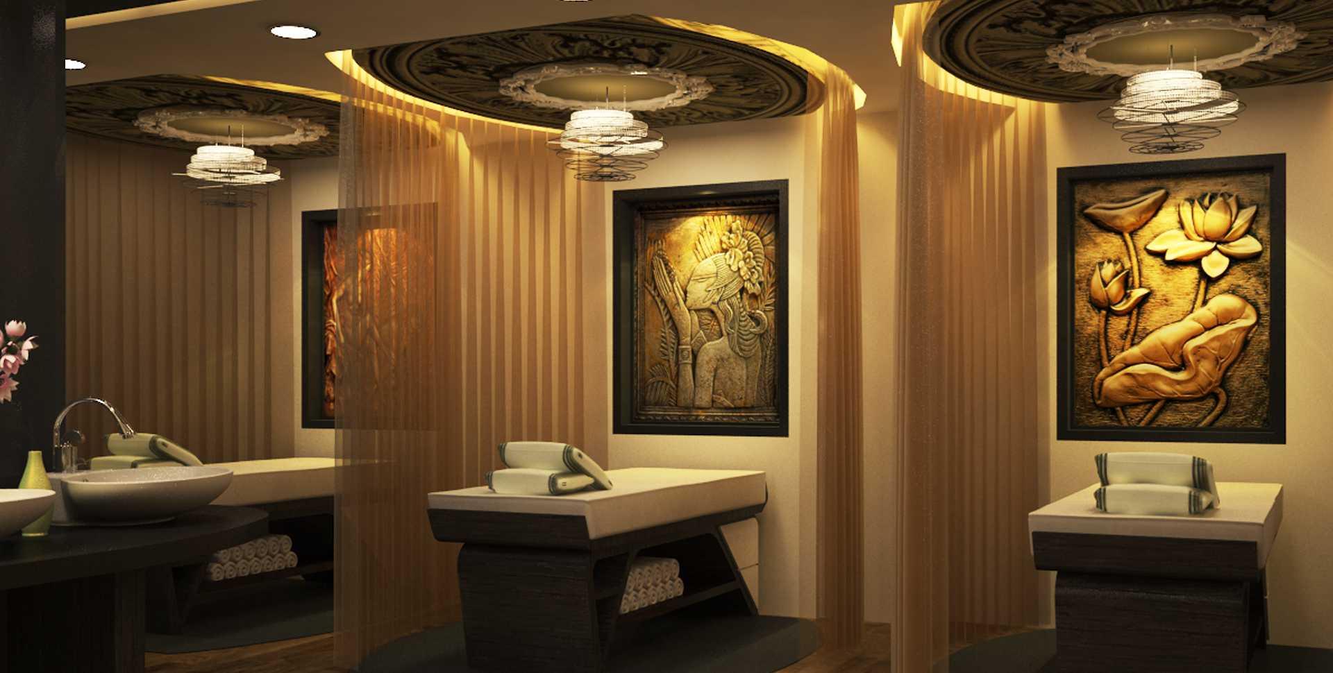 Thiết kế và thi công Spa An Khang